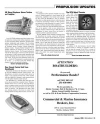Marine News Magazine, page 15,  Jan 2006