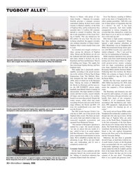 Marine News Magazine, page 20,  Jan 2006