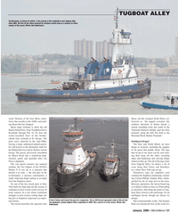 Marine News Magazine, page 21,  Jan 2006