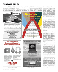 Marine News Magazine, page 22,  Jan 2006