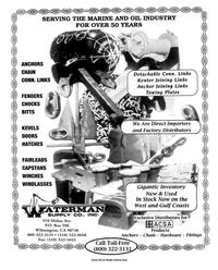Marine News Magazine, page 1,  Jan 2006