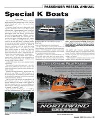 Marine News Magazine, page 29,  Jan 2006