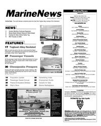 Marine News Magazine, page 2,  Jan 2006