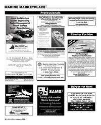 Marine News Magazine, page 40,  Jan 2006