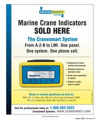 Marine News Magazine, page 3,  Jan 2006