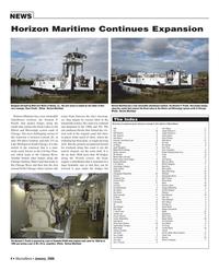 Marine News Magazine, page 4,  Jan 2006