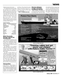 Marine News Magazine, page 7,  Jan 2006