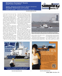 Marine News Magazine, page 19,  Jan 2, 2006