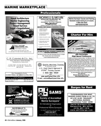 Marine News Magazine, page 40,  Jan 2, 2006