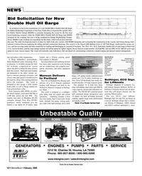 Marine News Magazine, page 10,  Feb 2006