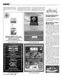 Marine News Magazine, page 12,  Feb 2006