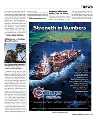 Marine News Magazine, page 13,  Feb 2006