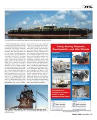 Marine News Magazine, page 17,  Feb 2006