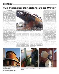 Marine News Magazine, page 18,  Feb 2006
