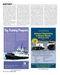 Marine News Magazine, page 20,  Feb 2006