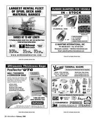 Marine News Magazine, page 22,  Feb 2006