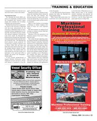 Marine News Magazine, page 23,  Feb 2006