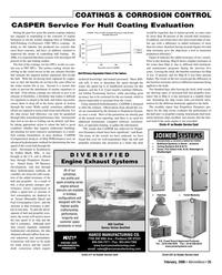 Marine News Magazine, page 25,  Feb 2006