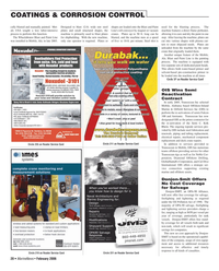 Marine News Magazine, page 28,  Feb 2006