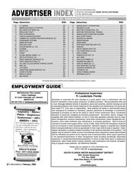 Marine News Magazine, page 32,  Feb 2006