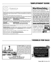Marine News Magazine, page 33,  Feb 2006