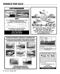 Marine News Magazine, page 34,  Feb 2006