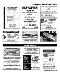 Marine News Magazine, page 37,  Feb 2006