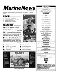 Marine News Magazine, page 2,  Feb 2006