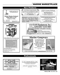 Marine News Magazine, page 39,  Feb 2006