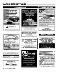 Marine News Magazine, page 40,  Feb 2006