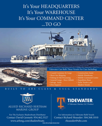 Marine News Magazine, page 3rd Cover,  Feb 2006