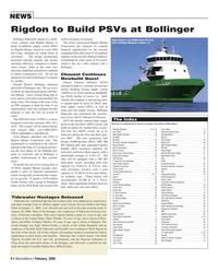 Marine News Magazine, page 4,  Feb 2006