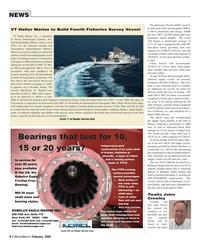 Marine News Magazine, page 6,  Feb 2006