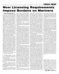 Marine News Magazine, page 17,  Apr 2006