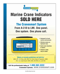 Marine News Magazine, page 2nd Cover,  Apr 2006
