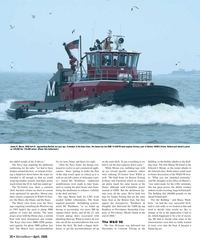 Marine News Magazine, page 20,  Apr 2006