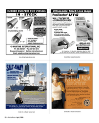 Marine News Magazine, page 22,  Apr 2006
