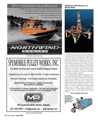 Marine News Magazine, page 26,  Apr 2006