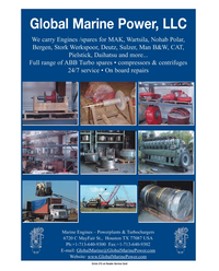 Marine News Magazine, page 3rd Cover,  Apr 2006