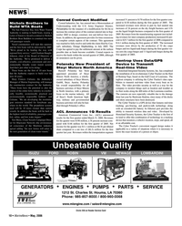 Marine News Magazine, page 10,  May 2006