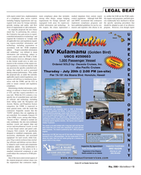 Marine News Magazine, page 13,  May 2006