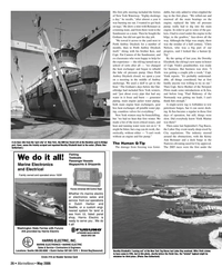 Marine News Magazine, page 26,  May 2006