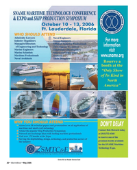 Marine News Magazine, page 30,  May 2006