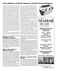 Marine News Magazine, page 31,  May 2006