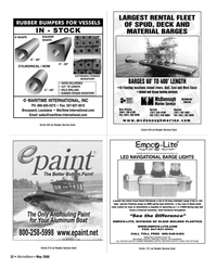 Marine News Magazine, page 32,  May 2006