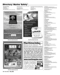 Marine News Magazine, page 34,  May 2006