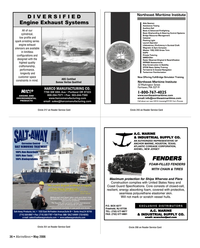 Marine News Magazine, page 36,  May 2006