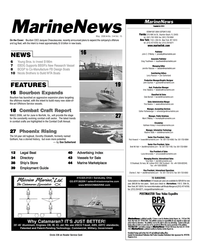 Marine News Magazine, page 2,  May 2006