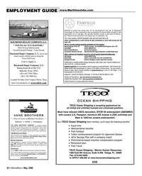 Marine News Magazine, page 42,  May 2006