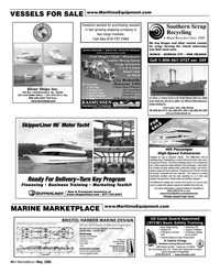 Marine News Magazine, page 44,  May 2006